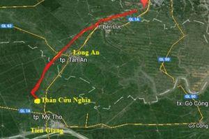Báo động đỏ Dự án BOT cao tốc Trung Lương - Mỹ Thuận