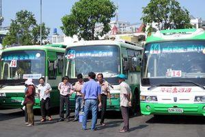 TP.HCM điều chỉnh thời gian hoạt động xe buýt