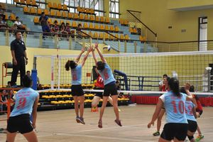 Đại hội thể thao sinh viên toàn quốc: ĐH TDTT Bắc Ninh vô địch bóng chuyền nam, nữ