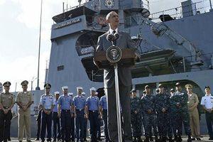 Mỹ cấp thêm hai tàu cho Hải quân Phillippines