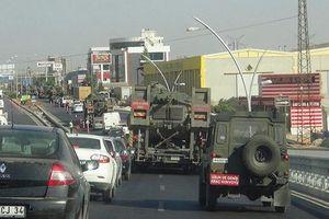 Tìm hiểu xe tăng Thổ Nhĩ Kỳ áp sát biên giới Syria