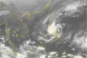 Sức gió 150km/h, đổ bộ vào Philippines