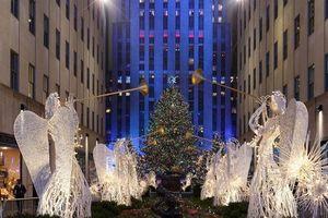 Không khí Giáng sinh tưng bừng trên thế giới