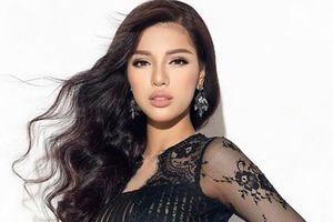 Siêu mẫu Khả Trang thi hoa hậu quốc tế