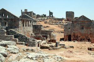 Khám phá thành phố chết 2 thiên niên kỷ ở Syria