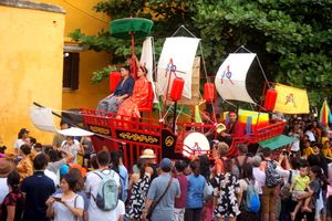 Lễ hội Giao lưu văn hóa Hội An - Nhật Bản lần thứ 14