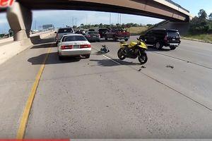Hệ thống treo trên xe máy bị hỏng nguy hiểm thế nào?