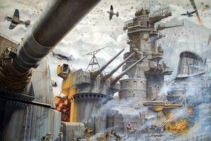 Vì sao thiết giáp hạm Musashi lại khiến Nhật Bản xấu hổ?