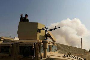 Ảnh nóng về chiến dịch Mosul bước vào tuần thứ hai