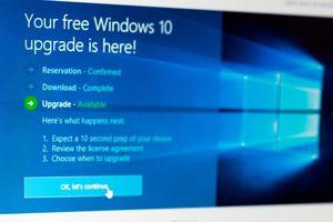 Khắc phục lỗi 0xc0000017 khi cài đặt Windows 10