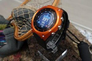 Tính năng khủng của đồng hồ Casio WSD-F10