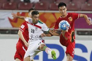 Thua cả ba trận, U23 Trung Quốc trắng tay rời giải châu Á 2016