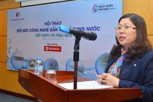 Thứ trưởng Bộ Tài nguyên và Môi trường: Tài nguyên nước của Việt Nam đối mặt nhiều thách thức lớn