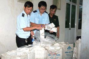 BĐBP Quảng Trị bắt 2 vụ vận chuyển hàng lậu trị giá 200 triệu đồng