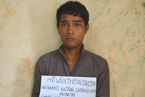 BĐBP Quảng Trị bắt đối tượng bị truy nã