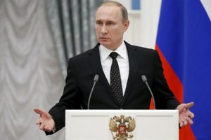 WikiLeaks: Các tác giả 'Hồ sơ Panama' chủ ý tấn công Tổng thống Nga Putin