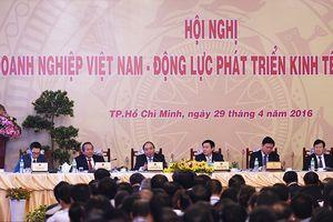 Thủ tướng Nguyễn Xuân Phúc: 'Doanh nghiệp lớn mạnh thì đất nước hùng cường'