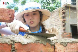 Samsung C+T và Habitat hỗ trợ cho các hộ nghèo tại tỉnh Thái Nguyên