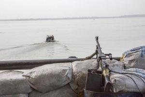 Cướp biển Somalia bị cướp biển Nigeria vượt mặt