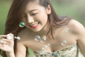 Cận cảnh nhan sắc 'vi diệu' của hot girl em gái Trấn Thành