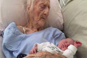 Mẹ 101 tuổi sinh con thứ 17 nhờ cấy ghép buồng trứng