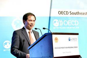 Nâng cao năng suất và phát triển bao trùm ở khu vực Đông Nam Á
