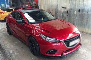 Mazda 3 'độ cánh' made in VN cực ngầu chỉ 40 triệu