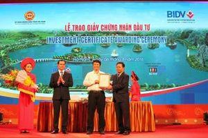 Viglacera tiếp nhận KCN Kim Bảng, đổi tên thành KCN Đồng Văn IV