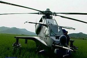 Trực thăng tấn công 'khủng' nhất Trung Quốc gặp nạn?