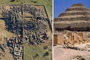 Sự thật kinh ngạc kim tự tháp có trước Ai Cập 1.000 năm
