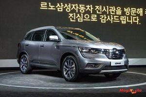 Renault Koleos 2017 'chốt giá' 550 triệu tại xứ Kim Chi