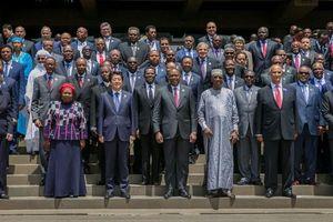 Nhật Bản nỗ lực giành ảnh hưởng tại châu Phi