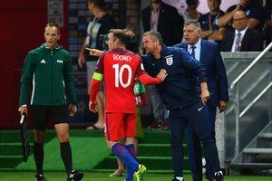 Rooney là rào cản cuộc cách mạng ĐT Anh của Allardyce