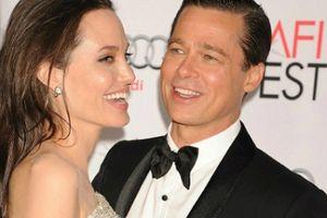 Angelina Jolie đệ đơn ly dị Brad Pitt