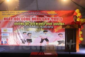 Nhiều hoạt động kỷ niệm Ngày phụ nữ Việt Nam tại Malaysia