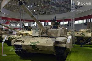 Nguy hiểm chết người xe tăng hạng nhẹ VT-5 của Trung Quốc