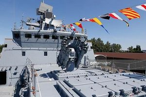 Bất ngờ: Nga tung tàu hộ vệ 11356 mang Kalibr tới Syria