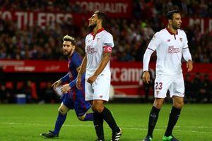 Barca nhọc nhằn lội ngược dòng đánh bại Sevilla