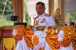 Thái Lan chính thức có nhà vua mới