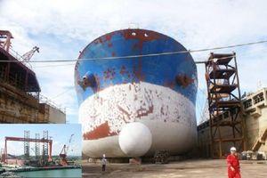 Ba phương án xử lý Nhà máy Công nghiệp Tàu thủy Dung Quất