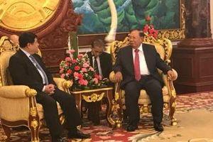 Bộ trưởng Nguyễn Chí Dũng thăm, làm việc tại Lào: Nỗ lực đưa quan hệ hợp tác Việt - Lào ngày càng hiệu quả, thực chất