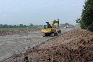 Hà Nam: Nghi vấn trong thi công dự án cải tạo nâng cấp đường 21B