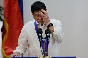 Rộ tin đồn Tổng thống Duterte bị ung thư?