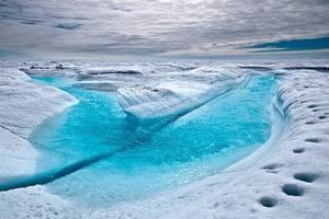 Hiểm họa khi băng đang tan rất nhanh ở Nam Cực