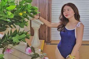 Hot girl Mẫn Tiên, tăng gần 10 kg vẫn đẹp hút hồn