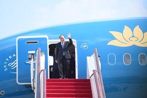 Thủ tướng Nguyễn Xuân Phúc tham dự Hội nghị ASEAN-31