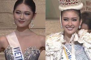 Thùy Dung trượt top 15, người đẹp Indonesia đăng quang Hoa hậu Quốc tế