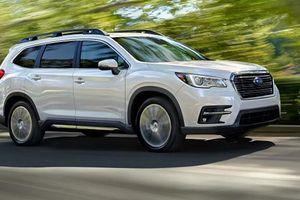 SUV 8 chỗ Subaru Ascent 2019 ra mắt giá từ 680 triệu