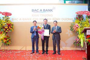 BAC A BANK khai trương chi nhánh Bình Dương