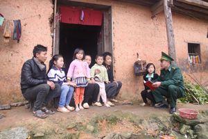 Chống tội phạm buôn bán phụ nữ, trẻ em nơi địa đầu Tổ quốc